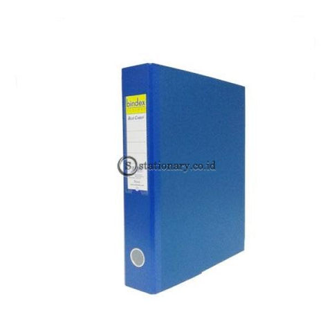 Bindex Ecology Paper Lever Arch Files Folio 50Mm #727 Office Stationery