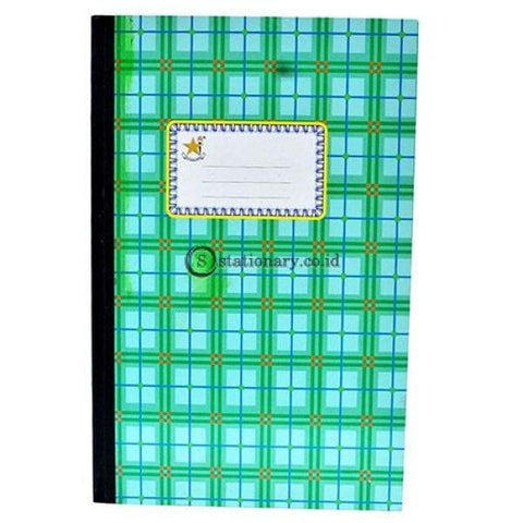 Bintang Obor Buku Hard Cover Folio 200 Halaman Office Stationery