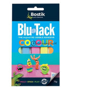 Bostik Blu Tack Original Reusable Adhesive Colour 75gr
