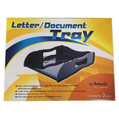 Butterfly Document Tray 2 Susun / Tingkat BT-LTRAY02