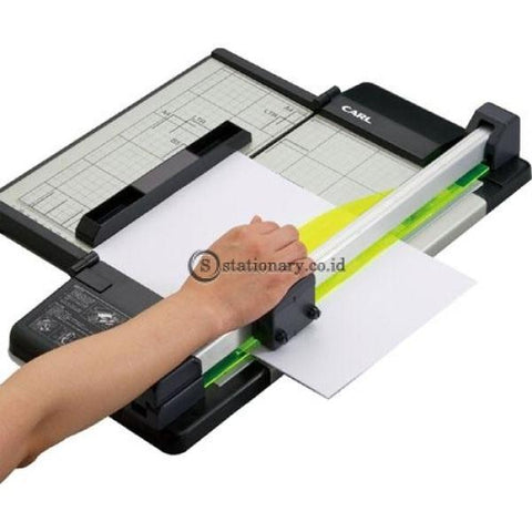 Carl A3 Disk Cutter Slim Dc-F5300 Office Furniture Equipment