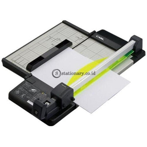 Carl A4 Disk Cutter Slim Dc-F5100 Office Furniture Equipment