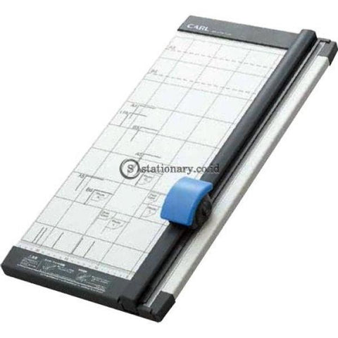 Carl Paper Cutter Dc-218 Office Equipment