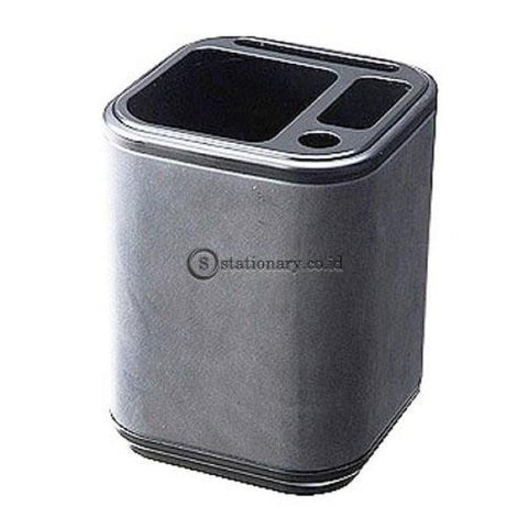Carl Pen Stand Dark Grey P-501 Office Stationery
