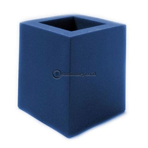 Carl Pen Stand P-115 Blue Office Stationery