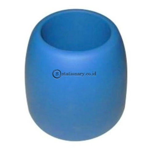 Carl Pen Stand P-116 Blue Office Stationery