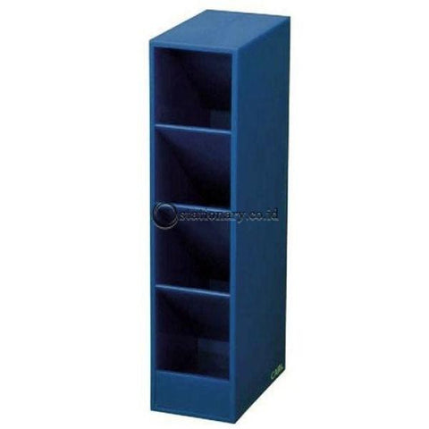 Carl Pen Stand P-201 Blue Office Stationery
