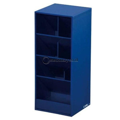 Carl Pen Stand P-202 Blue Office Stationery