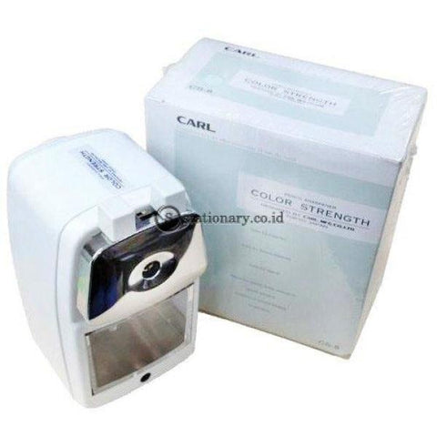 Carl Pencil Sharpener Color Strength With Clamp Cs-8 Office Stationery