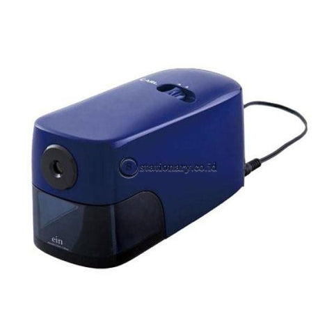 Carl Pencil Sharpener Electric Ces-100 Office Stationery Promosi