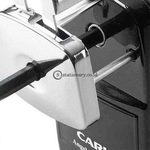 Carl Pencil Sharpener With Clamp Black Cc-2000 Office Stationery