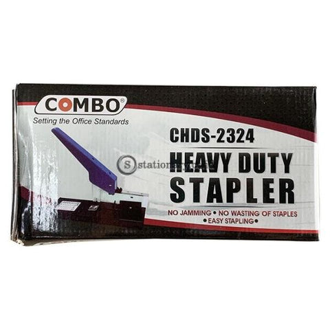 Combo Stapler Heavy Duty Punch #CHDS-2324