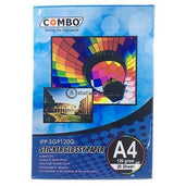 Combo Stiker Glossy Photo Paper A4 120Gsm Office Stationery