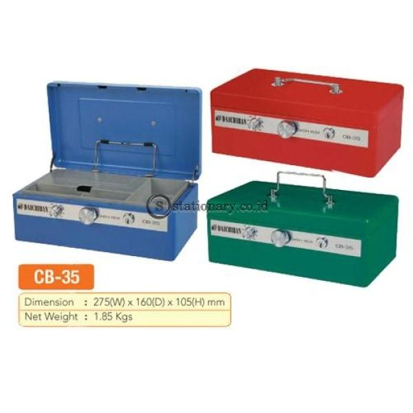 Daichiban Cash Box Cb - 35 Office Furniture