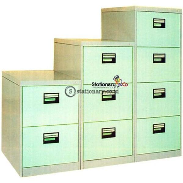 Daichiban Filing Cabinet 2 Drawer Lfc - Office Furniture