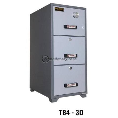 Daichiban Fire Resistant Filing Cabinet Tb4 - 3D Office Furniture