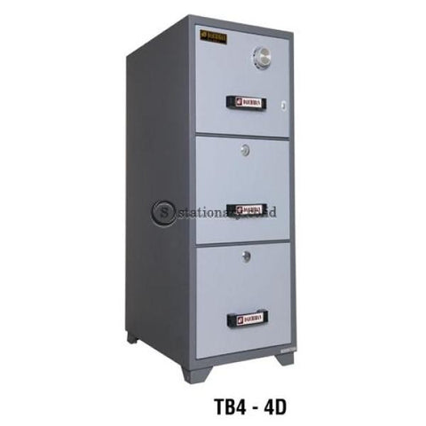 Daichiban Fire Resistant Filing Cabinet Tb4 - 4D Office Furniture
