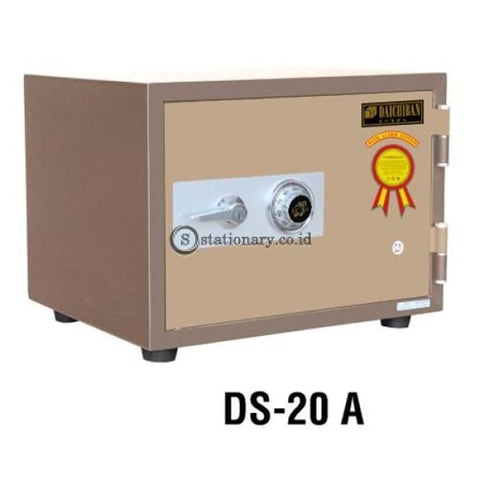 Daichiban Fire Resistant Safe D-20 A Dengan Alarm Office Furniture Promosi