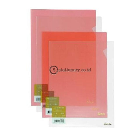 Daiichi Clear Sleeves Folio Office Stationery