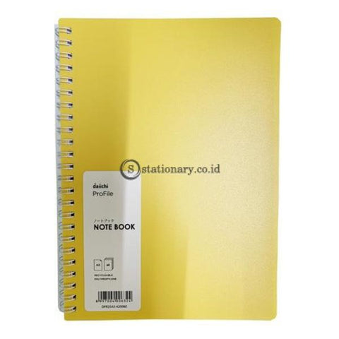 Daiichi Notebook A5 60Lbr Pro Dpr25A5421060 Office Stationery