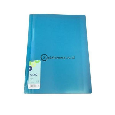 Daiichi Report File A4 Dpo Pop Blue Dpo04A4-429M01 Office Stationery