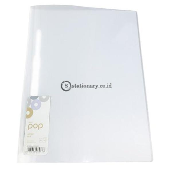 Daiichi Report File A4 Dpo Pop Clear Dpo04A4-200M01 Office Stationery