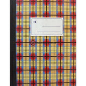 Damai Buku Hard Cover Folio 200 Halaman Office Stationery
