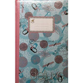Damai Buku Hard Cover Folio 300 Halaman Office Stationery