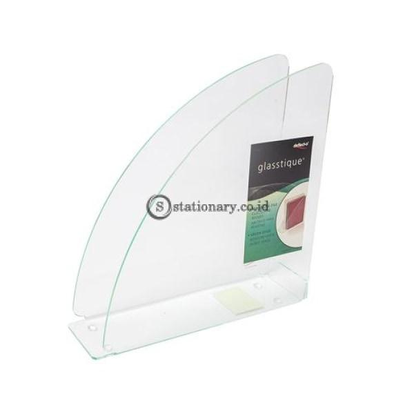 Deflecto Glasstique Magazine File A4/fc #41990 Office Stationery Promosi