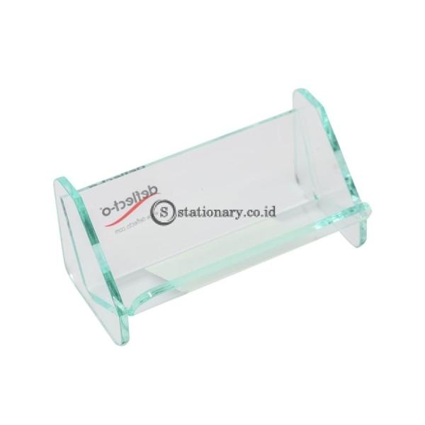 Deflecto Glasstique Paper Clip Holder #542190