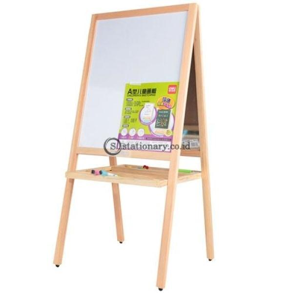 Deli A-Shape Drawing Board 42 X 90Cm 7897 Office Equipment Digital & Display Promosi