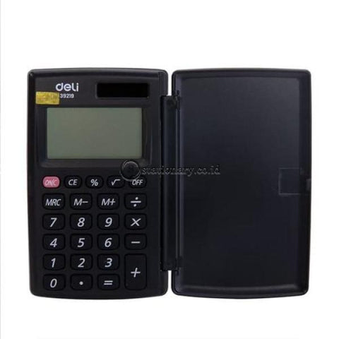 Deli Calculator Pocket 8 Digits Cover E39219 Office Stationery