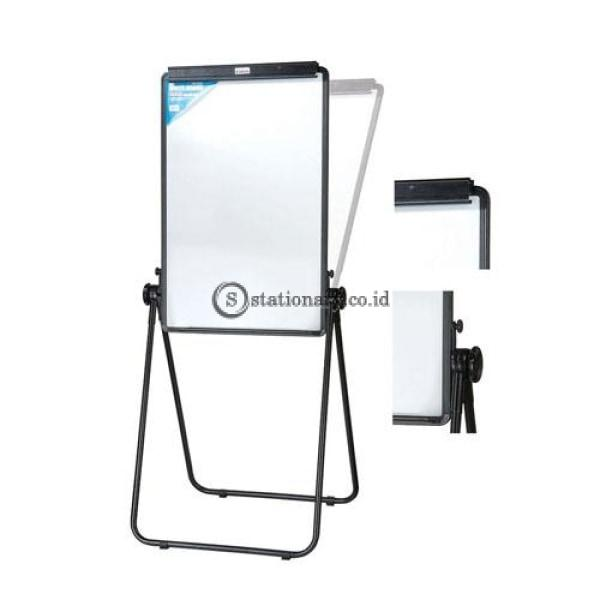 Deli Flipchart Easel Whiteboard 60 X 90 E7891 Office Equipment