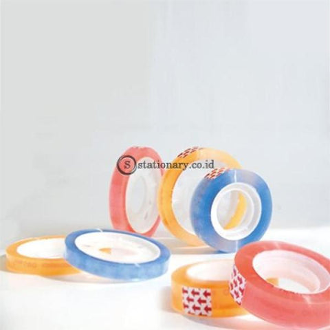 Deli Isolasi Celotape Color Tape 12Mm #30024 Office Stationery
