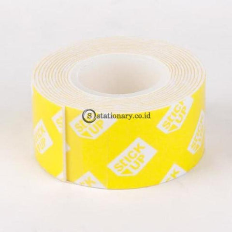 Deli Mounting Tape Foam 25.4Mmx1.5M Ea35011 Office Stationery