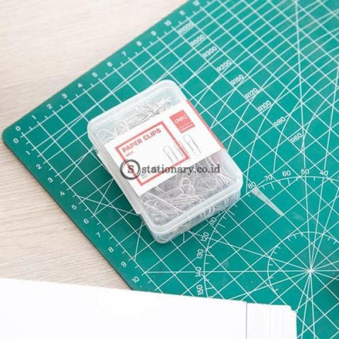 Deli Paper Clip Stainless 29Mm E0025 Office Stationery
