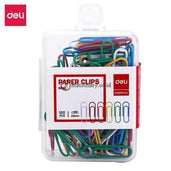 Deli Paper Clip Warna (Asst. Box) 29Mm E0024 Office Stationery
