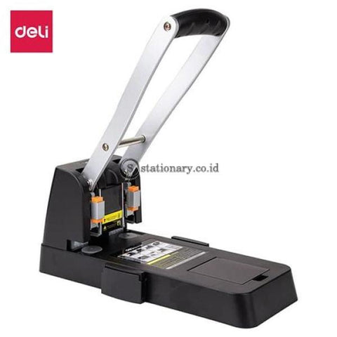 Deli Pembolong Kertas Heavy Duty Punch 150 Sheets E0150 Office Stationery