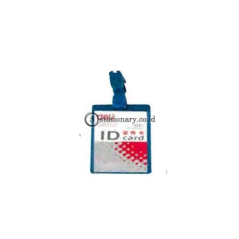 Deli Pp Id Holder Case Jepit E5740 Office Stationery