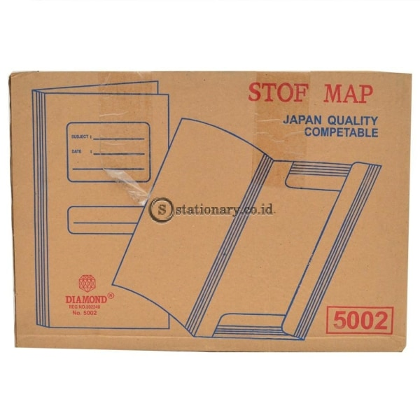 Diamond Map Karton 5002 Office Stationery