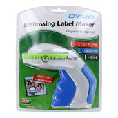 Dymo Organizer Xpress Embossing Label Maker #12965 Office Stationery
