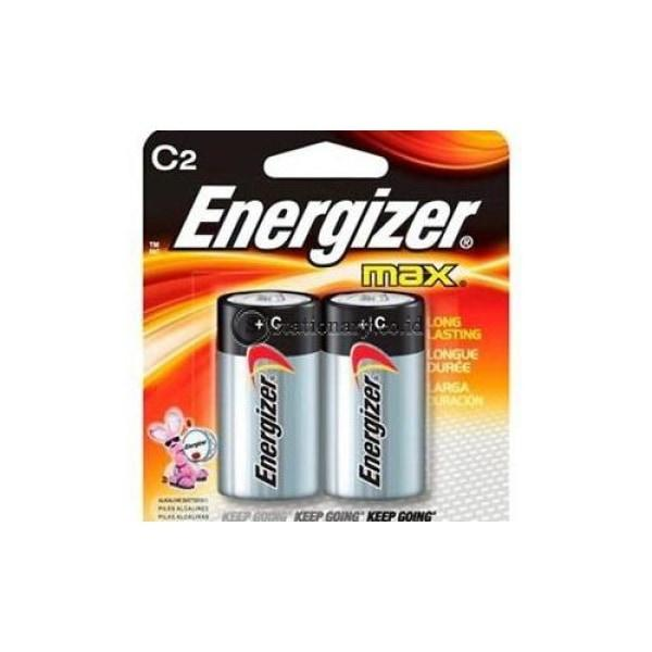 Energizer Baterai Tanggung Max C Lr14 1.5V (2Pcs) Office Stationery