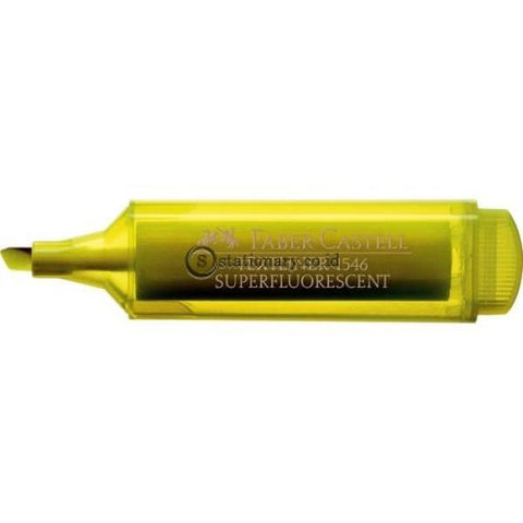 Faber Castell Highlighter Textliner Translucent 1546 Green Office Stationery Promosi