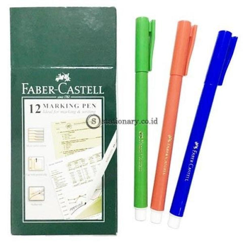 Faber Castell Marking Pen New Combine Office Stationery