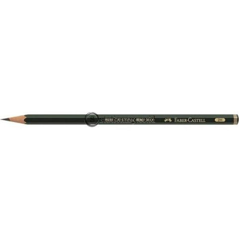 Faber Castell Pensil Kayu 9000 2H Office Stationery