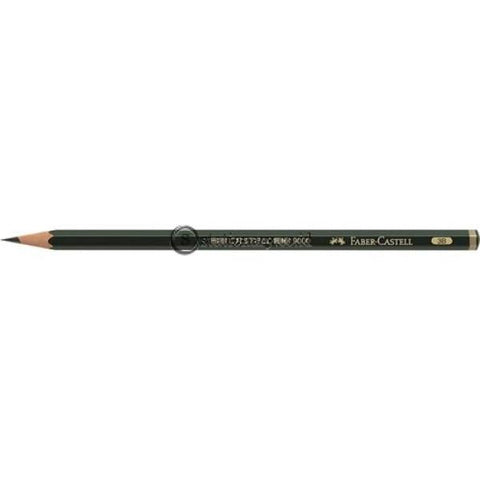 Faber Castell Pensil Kayu 9000 3B Office Stationery