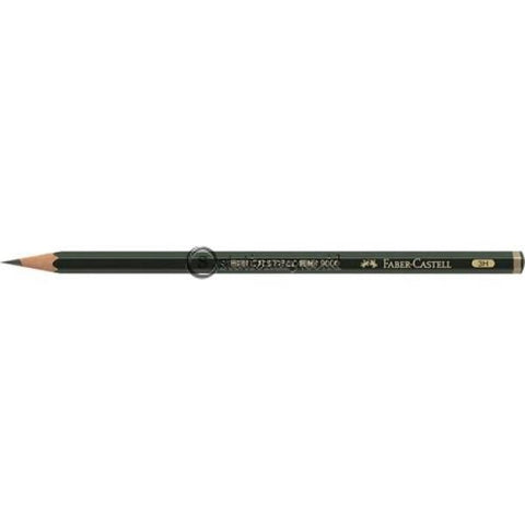Faber Castell Pensil Kayu 9000 3H Office Stationery