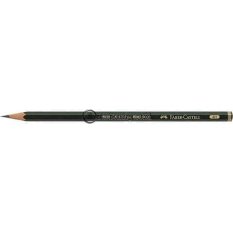 Faber Castell Pensil Kayu 9000 4H Office Stationery
