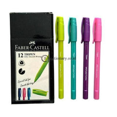 Faber Castell Tripen Hitam Office Stationery