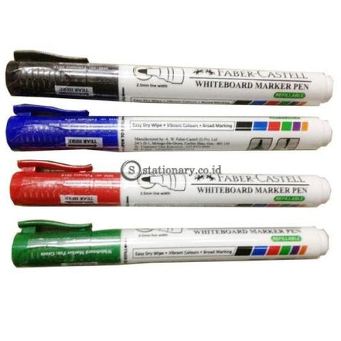 Faber Castell Whiteboard Marker Pen Office Stationery